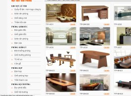 Furniture Company Tan Thanh Phat